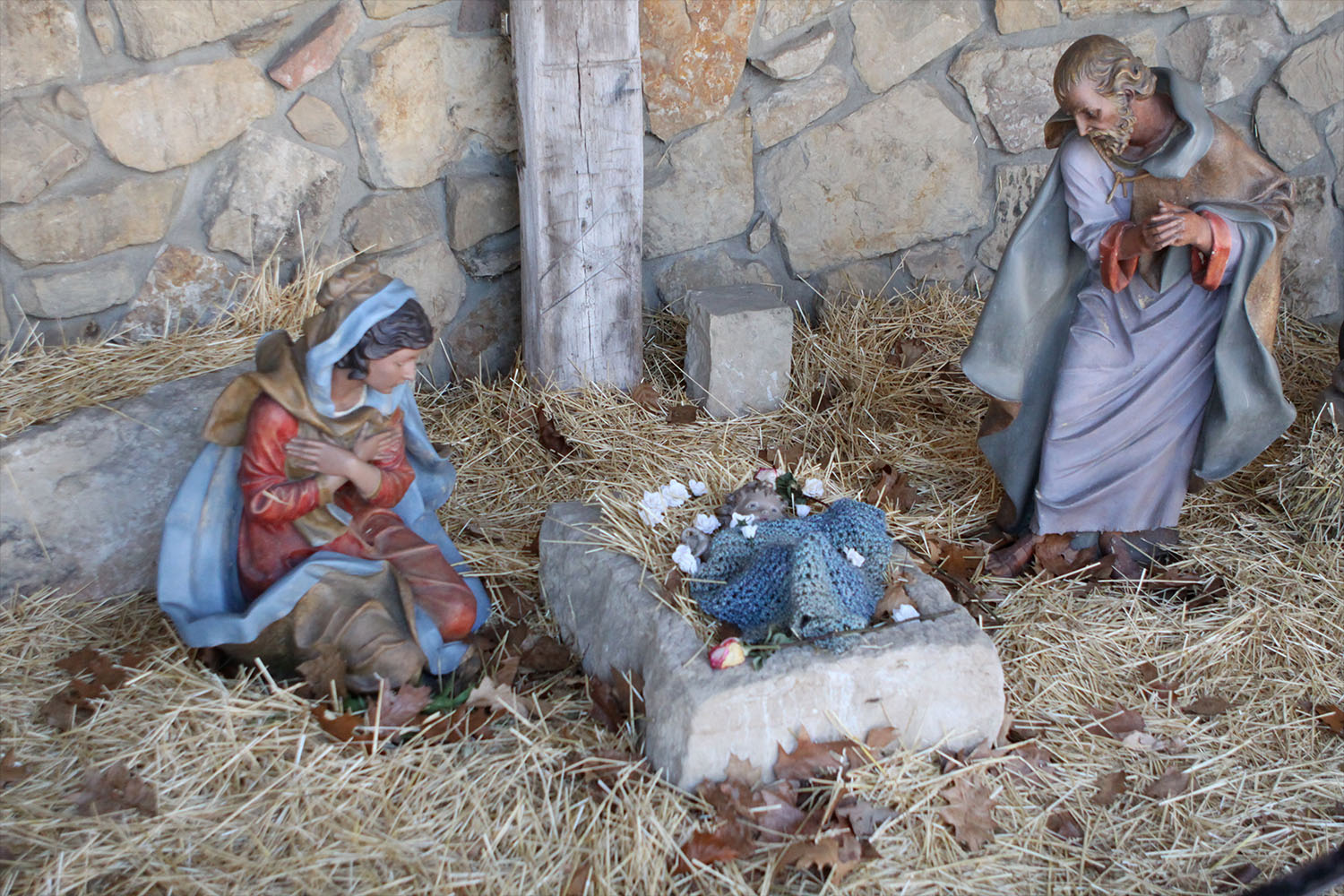 The Christmas Crèche