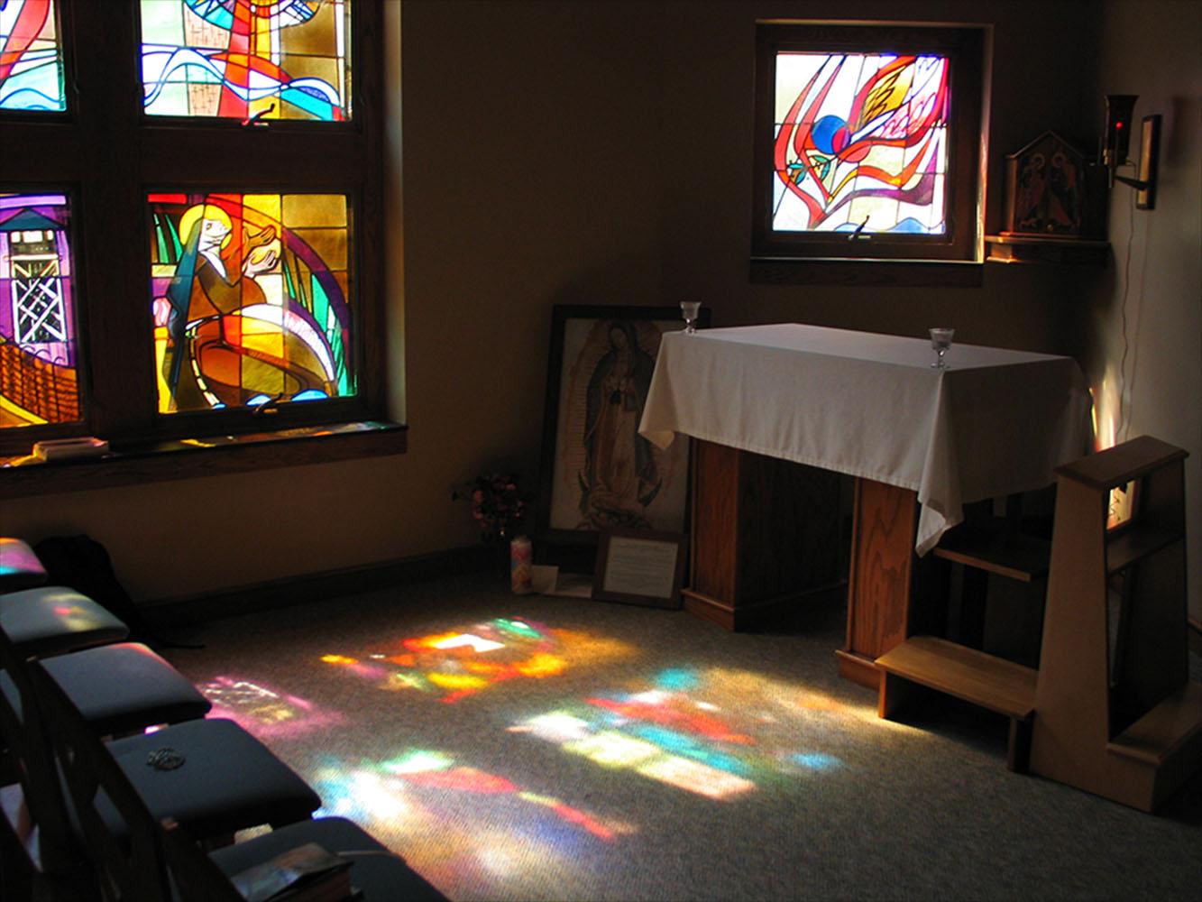 Residence Hall Chapel
